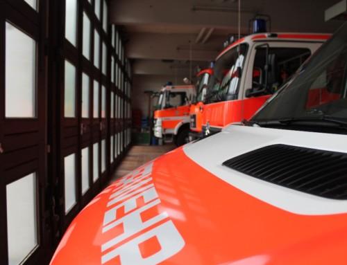 Einsatzreicher Oktober für die Feuerwehr Hohenbrunn