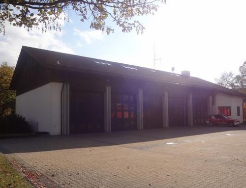 Gerätehaus Oktober 2015