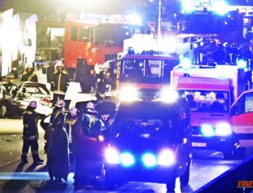Verkehrsunfall auf der A99 mit mehreren Verletzten