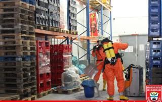 einsatzreicher Tag für die Hohenbrunner Feuerwehr