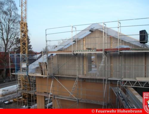 Baufortschritt Februar 2016 – 2