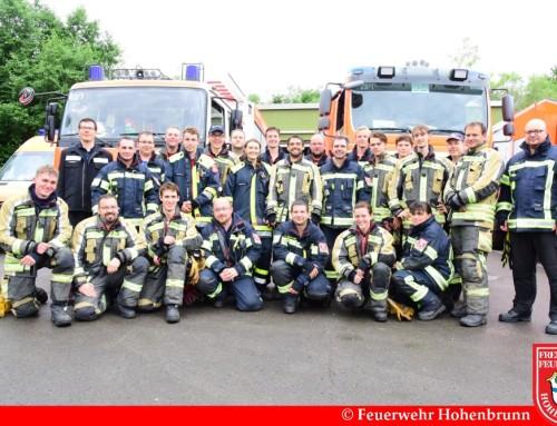 Feuerwehr Hohenbrunn bei TERRA 2016