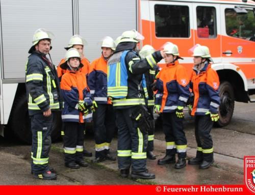 24-Stundenübung der Jugendfeuerwehr Hohenbrunn