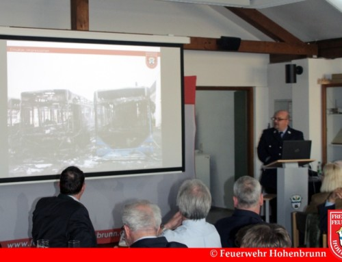 """Floriansabend 2018: """"Man spürt den guten Zusammenhalt in der Feuerwehr"""""""