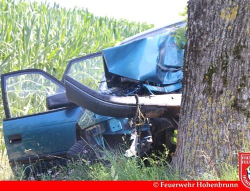 Verkehrsunfall mit Todesfolge auf der B471